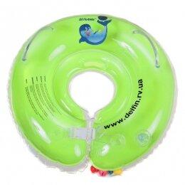 Круг Дельфин 4+ зеленый