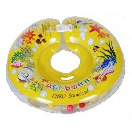 Круг Дельфин EuroStandard желтый