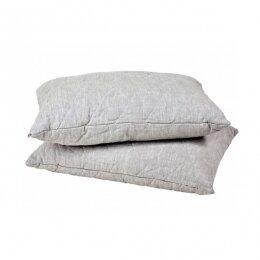 Подушка с льняным наполнителем