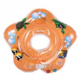 Круг Дельфин 0+ оранжевый