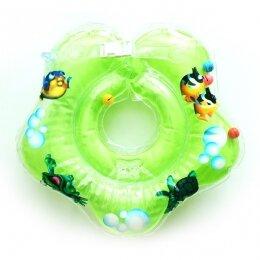 Круг Дельфин 0+ зеленый