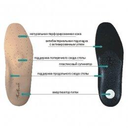 Ортопедическая стелька супинатор УПС 001
