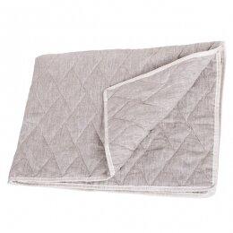 Летнее детское льняное одеяло