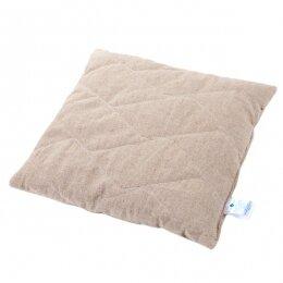 Подушка детская с льняным наполнителем
