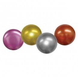Мяч 8 1/2'' (22 см) металлик